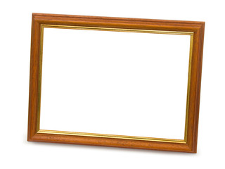 staying wooden frame