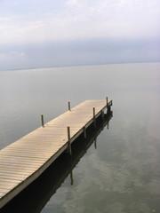 In de dag Pier muelle