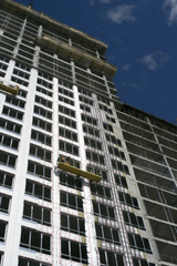 building & scaffolding