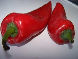 roter paprika