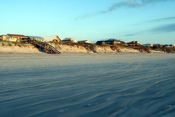 sanddunes at beach