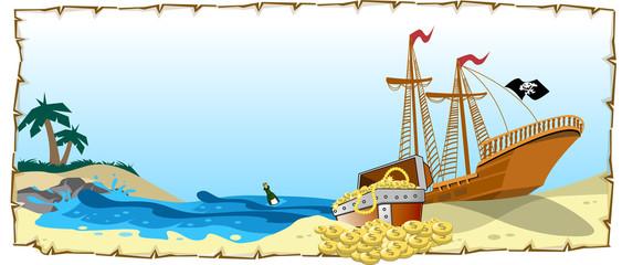 pirate - treasure