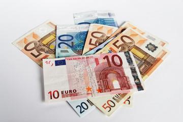 euros petit tas