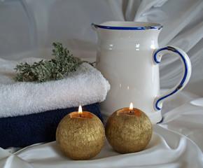 simple, refreshing spa treatment