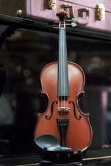 violin 1/2 with case.