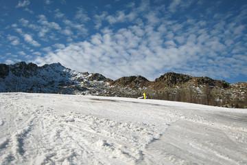 Cielo alpino