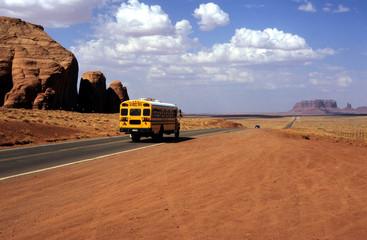 transport d'écoliers