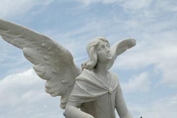 angel to the heavens