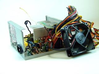 alimentatore ventola dissipatore power supply