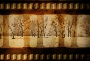 grunge winter