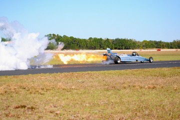 jet engine dragster (photo 2)