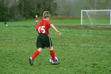girl on soccer field 10