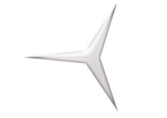 étoile blanche