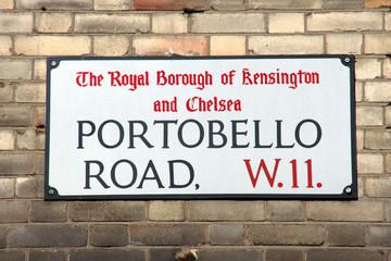 portobello road plate