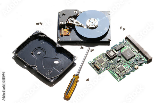 Recover data from bad hard disk