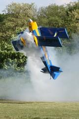 avion modele reduit, torqueroll