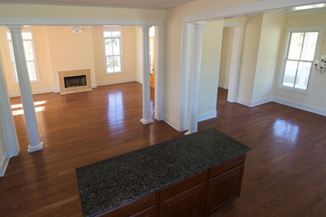 open floorplan, kitchen, livingroom, diningroom