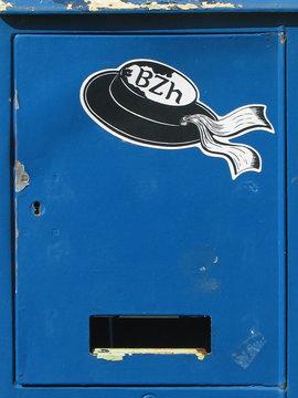 boîte aux lettres bretonne