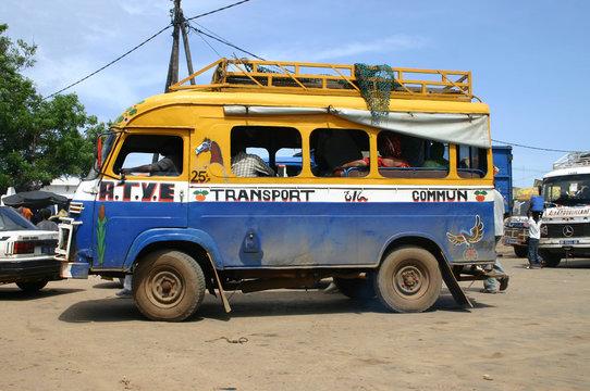 transport en commun senegal