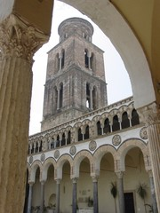 campanile cattedrale salerno