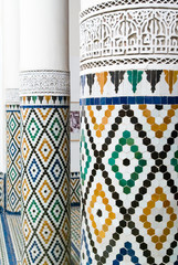crafted columns