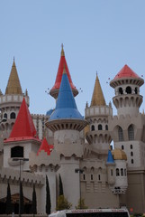 towers of castles