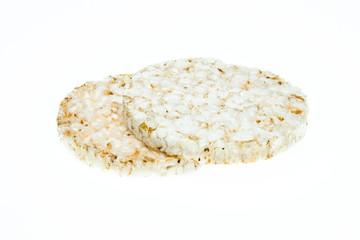 a rice waffle
