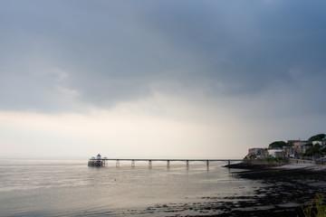 Clevedon Pier in Somerset