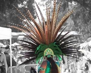 aztec maiden