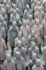 Keuken foto achterwand Xian terracotta warriors
