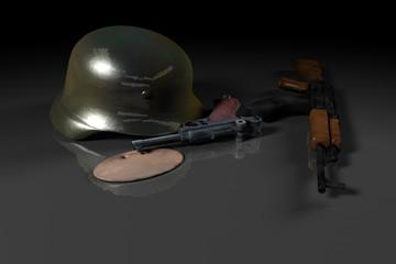 world war ii concept