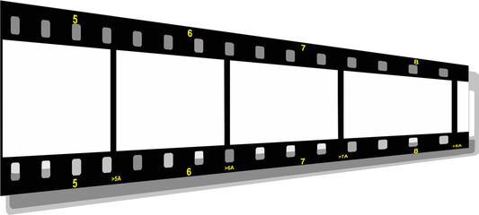 film strip prescpective