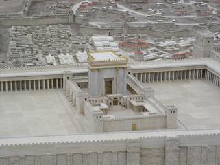 salomon temple jerusalem