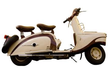 Papiers peints Scooter vintage motor scooter