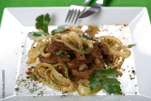 Кулинарные фото салат из гов.или свин.сердца