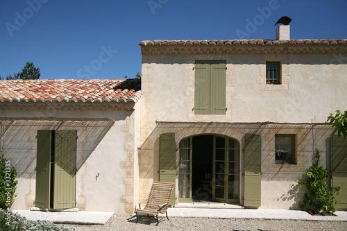 Un mas en provence stock photo and royalty free images on pic 3321335 - Un mas en provence ...