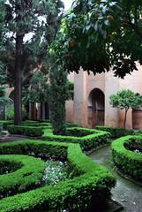 luxury garden!