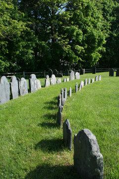 lexington old cemetery