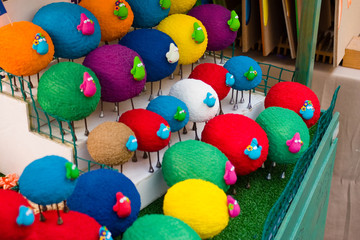 color sheeps