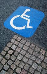 espace handicapé