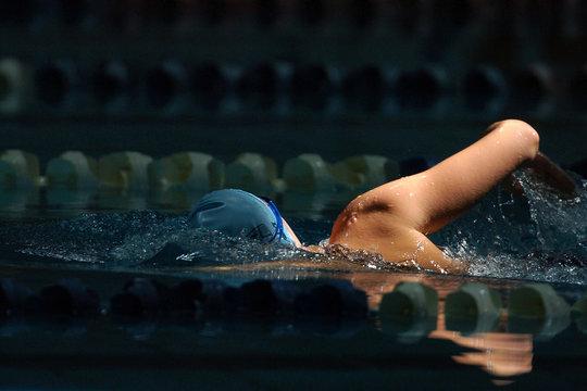 swimming 020