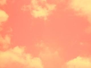 nuages coeur