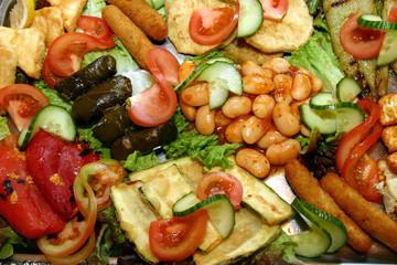 griechische platte