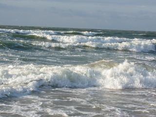 storm on the azov sea