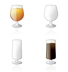 glass icon set 60f