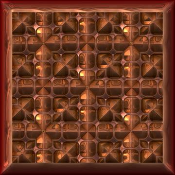 copper metallic craftsmanship