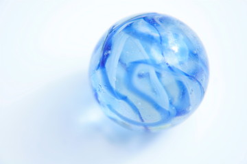 zartes blau
