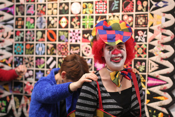 la fête du clown