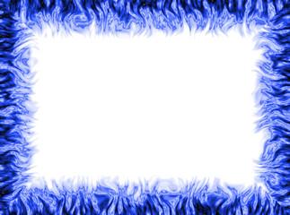 cornice blu