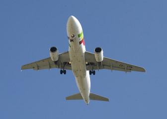 avião Fototapete
